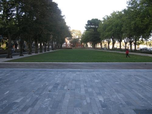 Warrior Square, Southend-on-Sea - Public Garden